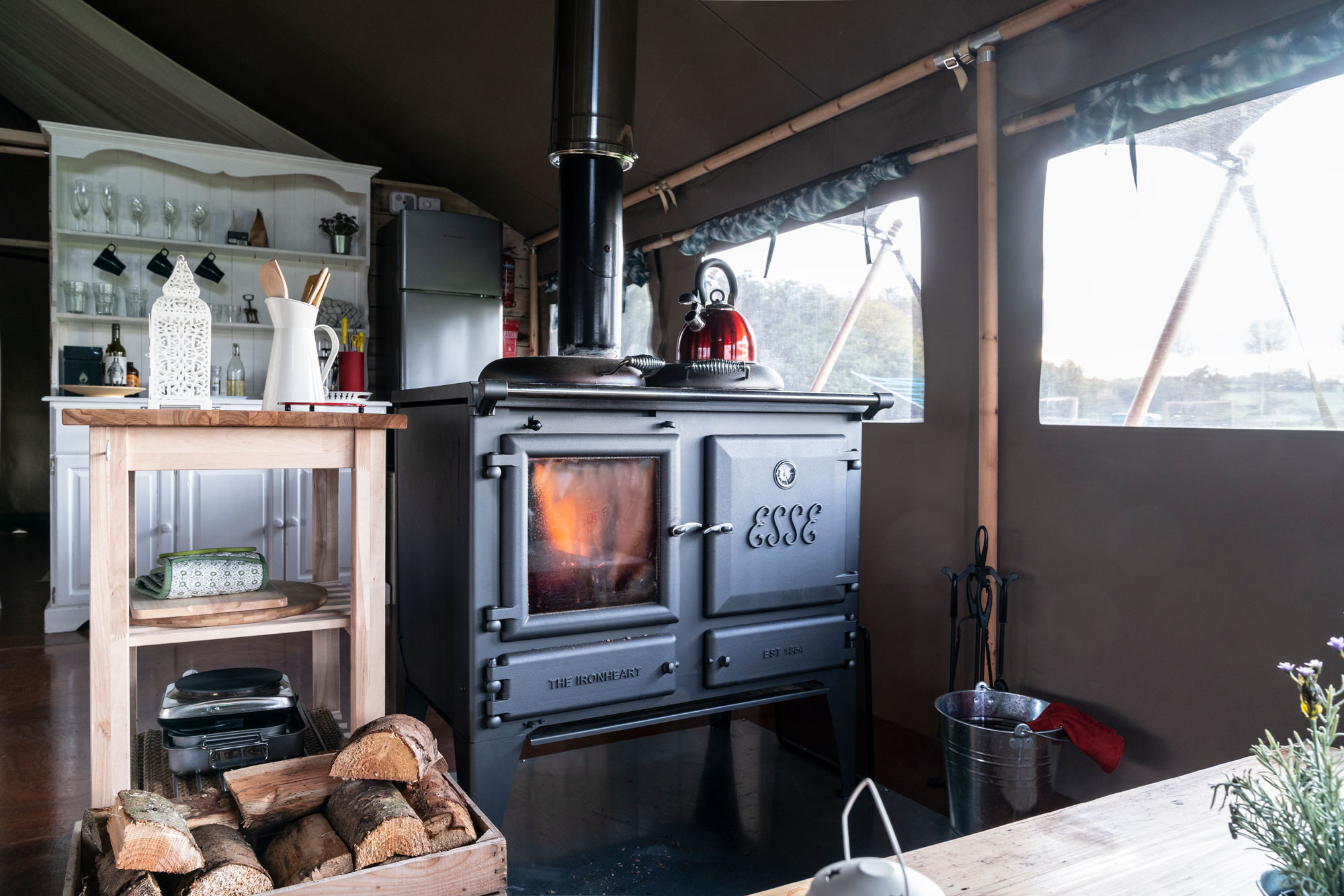 Middlestone Farm – Glamping in the English countryside by Soonafternoon