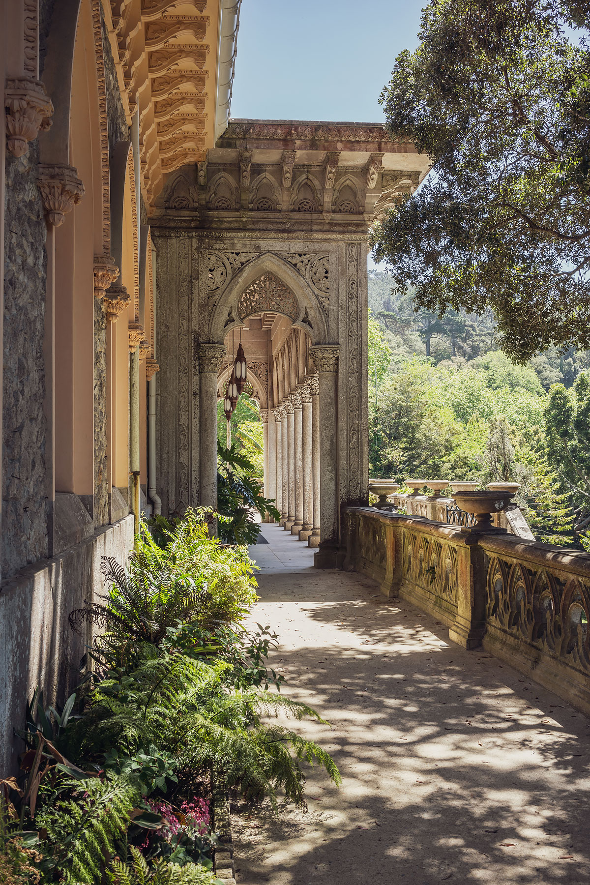 Travel to Lisboa | Monserrate Palace © Soonafternoon