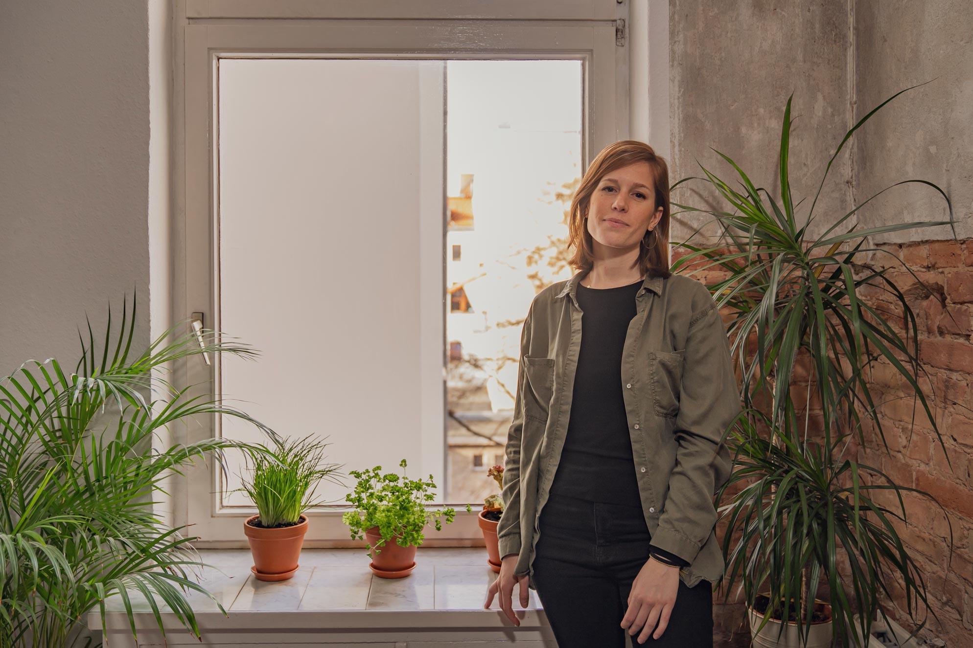 Grüneo founder Alicia Ferrer