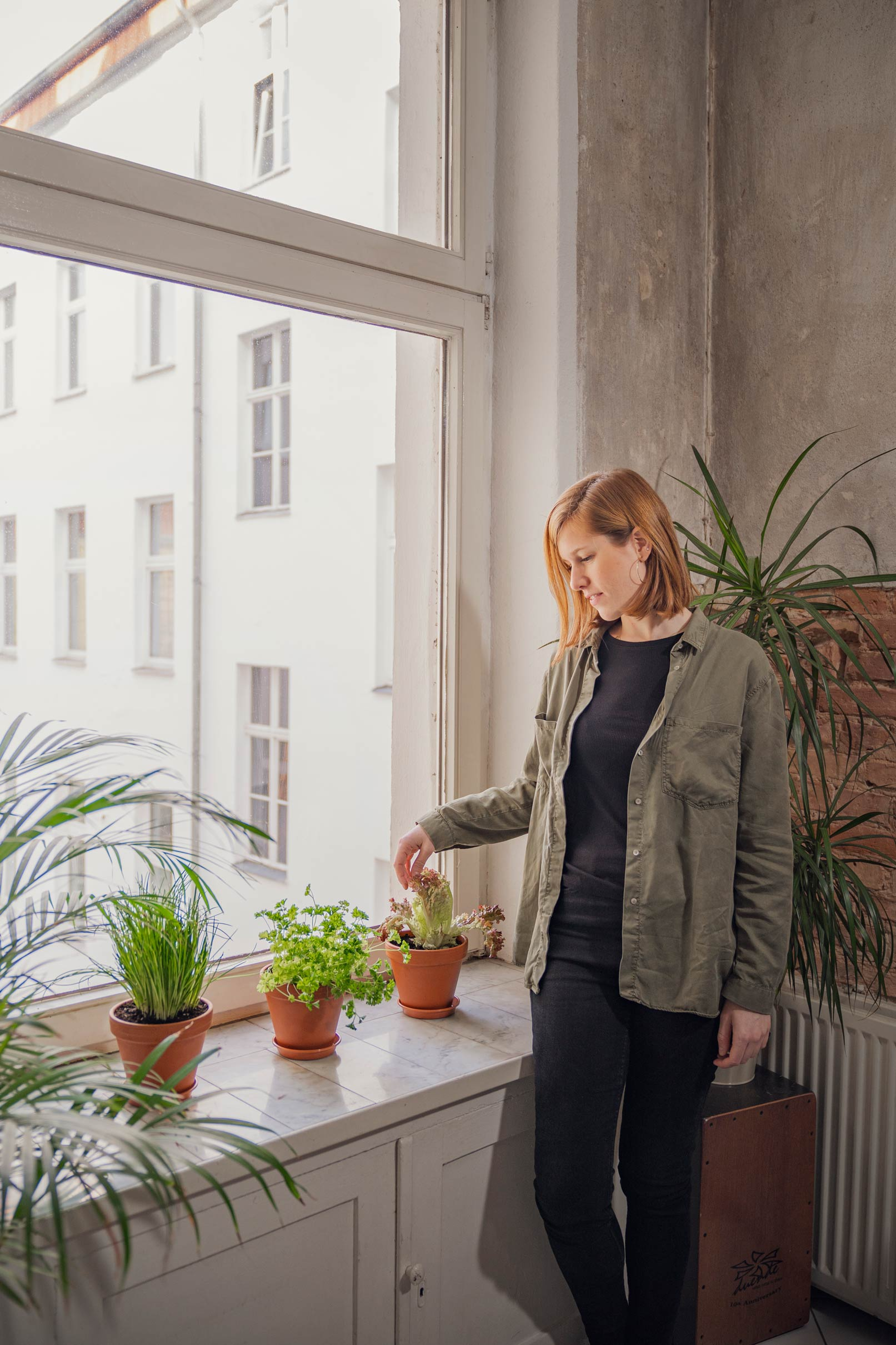 Alicia Ferrer from Grüneo