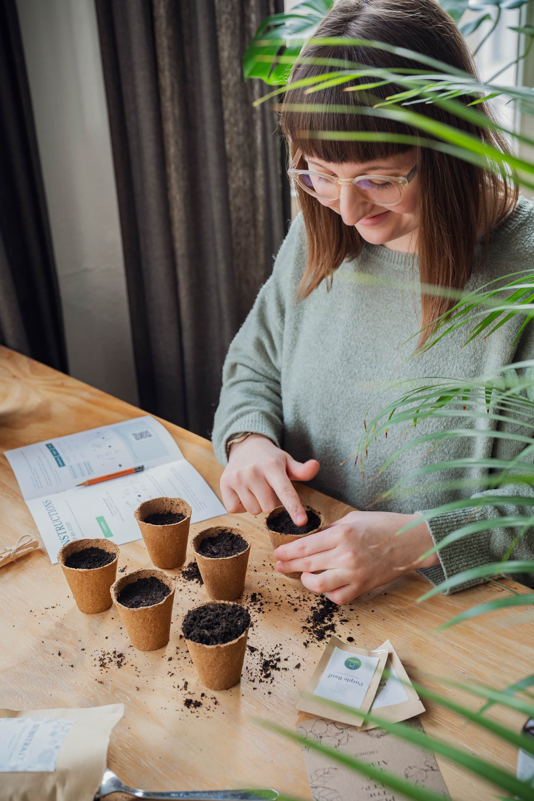 Growing food at home with Lena Müller from Grüneo