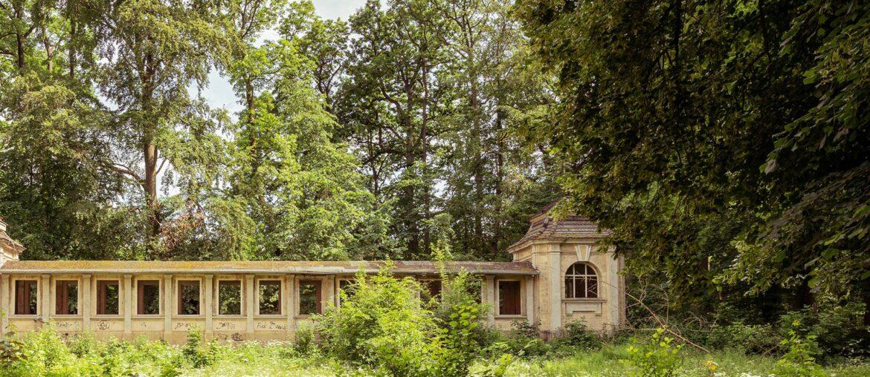 Dhamsmuhlen Schloss