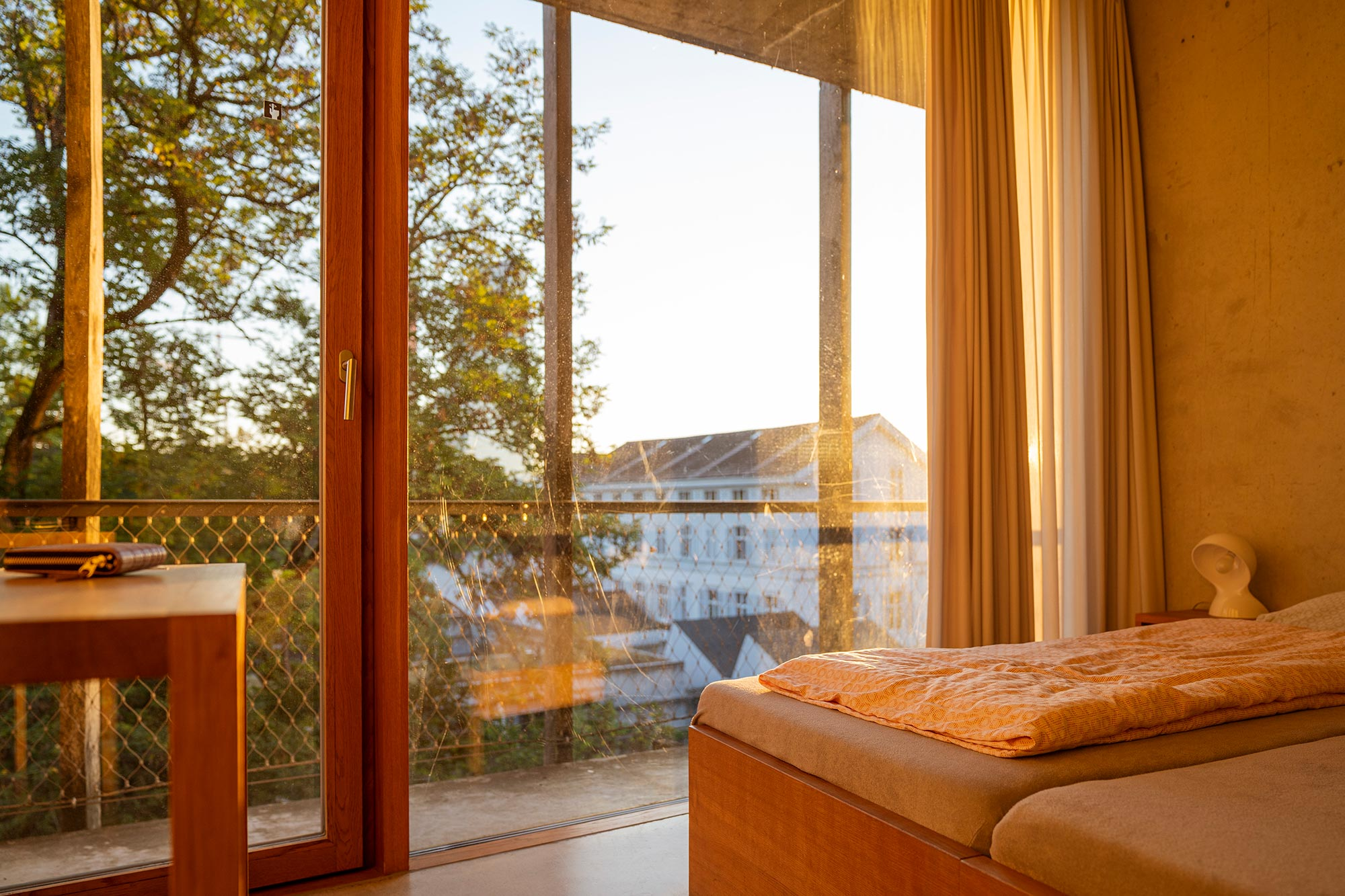 Sustainable accommodation in Basel