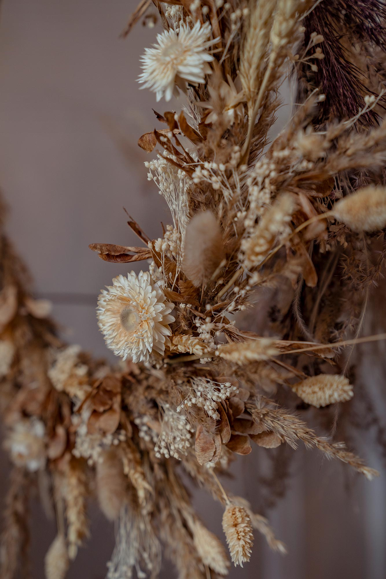 Blossom dried flower studio in Berlin